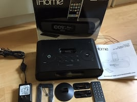 iHOME iP98 with remote - $30 - Mississauga
