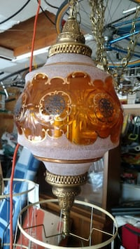 HANGING LAMP MADE IN GERMANY Arlington Heights