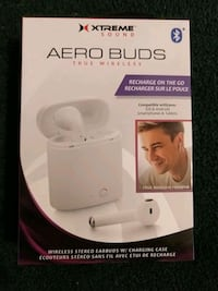 Aero Buds (wireless/Bluetooth earbuds) Laurel, 20723