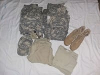 Military fatigues: Make a reasonable offer for all Irmo, 29063