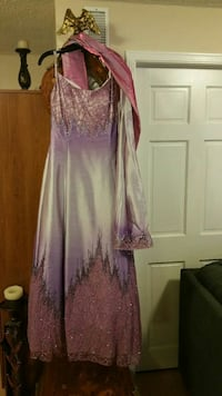 Evening gown  worn once size S