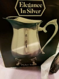 Silver Pitcher Mississauga