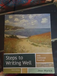 Steps to writing well Chantilly