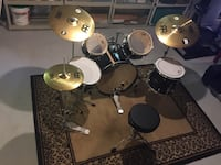 PDP Drum Set w/ Cymbals and Stool Mattituck, 11952