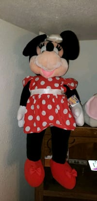Disney Edition Minnie Mouse Plush Doll Phoenix, 85029