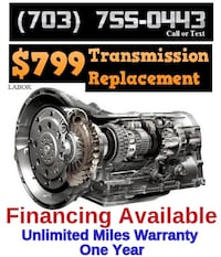 ✅Bad Engine Bad Transmission Call or Text HERNDON