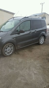 2017 Ford Tourneo Courier Journey 1.6L TDCI 95PS E Cumhuriyet