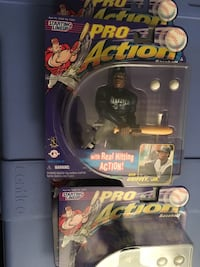 Ken Griffey Jr. Starting Lineup Action figure Passaic, 07055