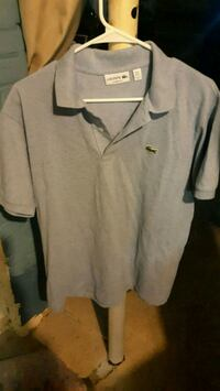 fc169cc40475 Used Lacoste Classic Fit Mens light blue Shirt for sale in South Bend ...