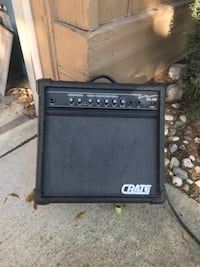 Crate 25watt guitar amp  San Ramon, 94583