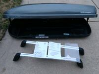 VW Golf roof rack with cargo carrier Laurel, 20708