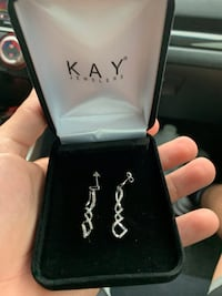 Silver kay jewelry necklace in box Norfolk, 23505