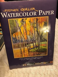 300 lb Watercolor Paper Oakville, L6K 3B1