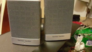 Hardin Karman speakers