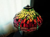 Stainglass table lamp Placerville, 95667