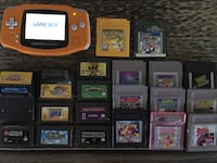 Modded, Backlit Gameboy Advance and MORE Baltimore, 21236