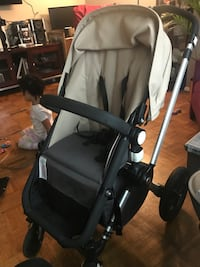 baby's black and gray stroller Gaithersburg, 20877