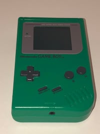 Backlit Mario Green Gameboy Burlington, L7M 4R4