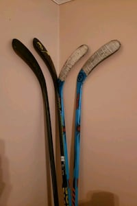 4 hockey sticks Edmonton, T5W 4L7