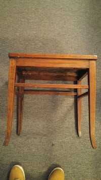 brown wooden rectangular table Philadelphia, 19116