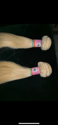 "3 20"" PERUVIAN HERIMPORTS HAIR -BRAND NEW, NEVER USED-"