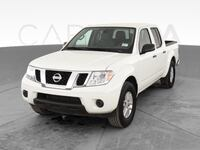 2019 Nissan Frontier Crew Cab pickup SV Pickup 4D 5 ft White <br Baltimore