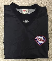 Phillies Rawlings Pullover Lebanon