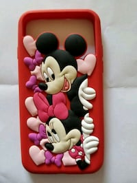 Mickey and Minnie Mouse iphone 7 case Edmonton, T6J