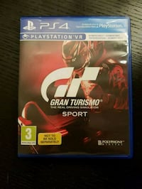 Gran Turismo Sport, ps4 Elverum, 2408