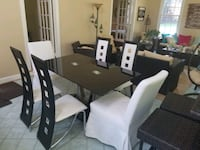 Fine Dinning table with 6 chairs  Fairfax Station, 22039