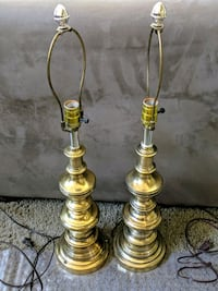 Twin lamps, wall plug-in  Dearborn, 48124