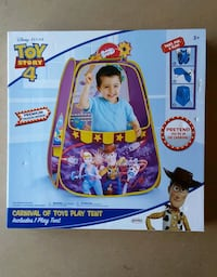 NEW Toy Story 4 Tent