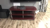 Solid Tv stand 30 OBO Caledon, L7C 3M7