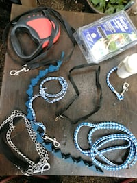 Dog leashes,  and training devices Portland, 97233