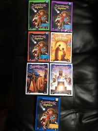 Superbook dvds Toronto, M1V 1A9