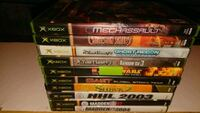Xbox games  Cambridge, N3C 1P7