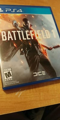 Battlefield 1 PS4  Knoxville, 37917