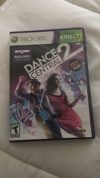 Dance Central 2 Xbox 360 Unopened