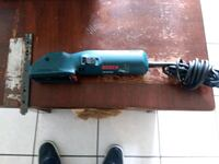 Bosch Reciprocrating  Saw Like new  Mesquite