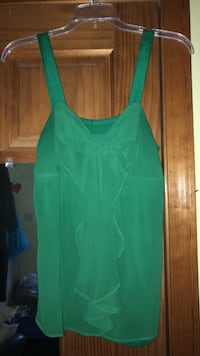 Green Bow Front Tank Top Easley, 29640