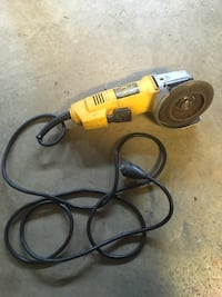 Dewalt angle grinder  Germantown, 20874