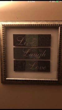 LIVE LAUGH LOVE ART North Dumfries, N0B