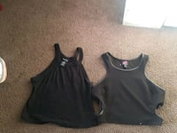 Tops.. 5$ for both  Moreno Valley, 92553