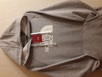 NORTH FACE HOODIE WOMENS SIZE XL NEW