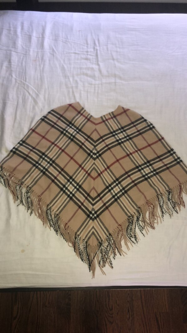 Lord and Taylor  poncho