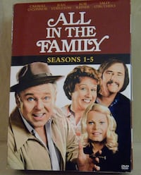 All in the Family Complete Seasons 1 thru 5 Bailey's Crossroads
