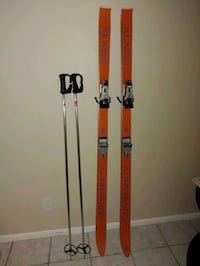 Snow Skis Olin Mark IV
