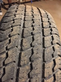 """SUV Tire for Sale Great Condition $20. Must pick up.15"""" Tire Baltimore, 21201"""