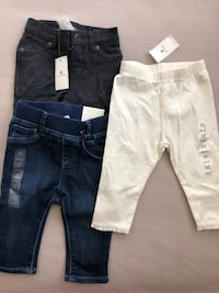 0-3 months girl clothes -NEW Vancouver, V5Y
