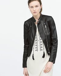ZARA Authentic leather jacket  XL Montréal, H3J
